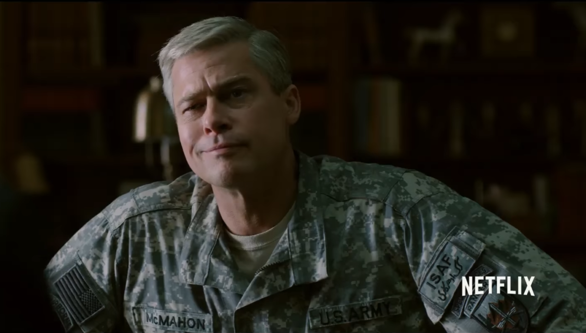Первый тизер War Machine от Netflix