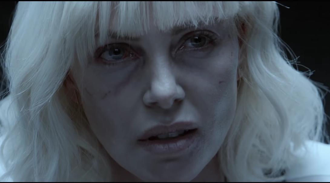 Второй трейлер Atomic Blonde