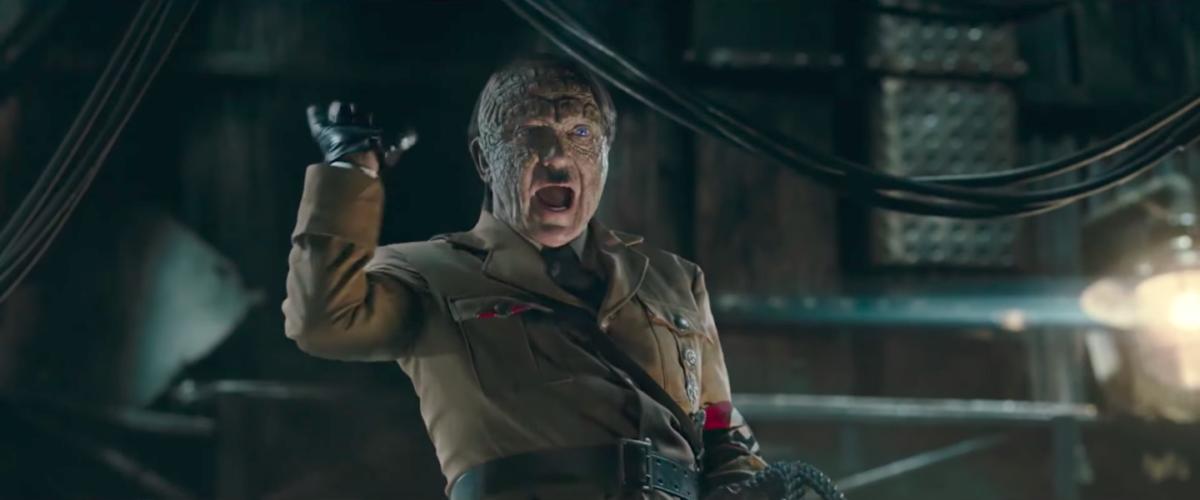 Рептилоид-Гитлер: новый трейлер Iron Sky: The Coming Race