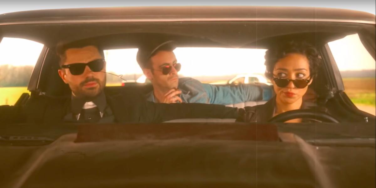 Road-movie с ультра-насилием - фичуретка второго сезона Preacher
