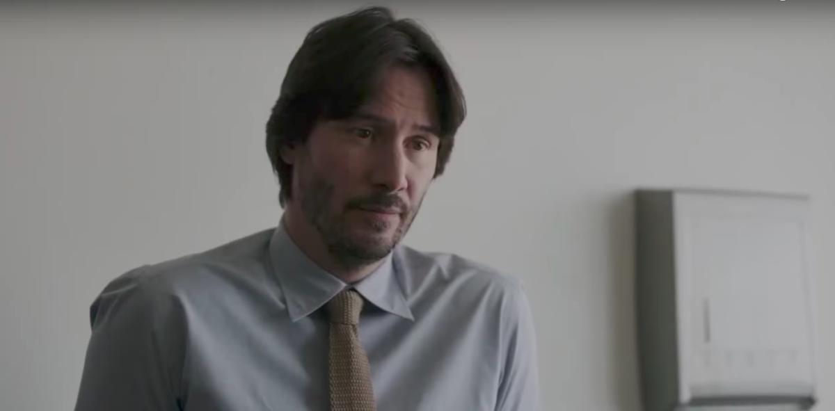 Киану Ривз лечит анорексию - трейлер To The Bone от Netflix