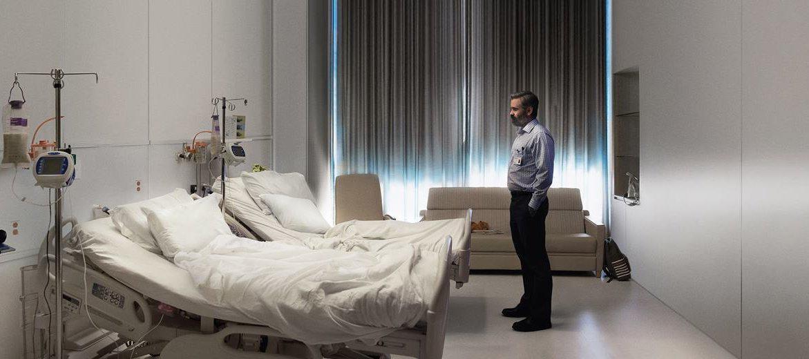 Трейлер «Убийства священного оленя» с Колином Фаррелом и Николь Кидман