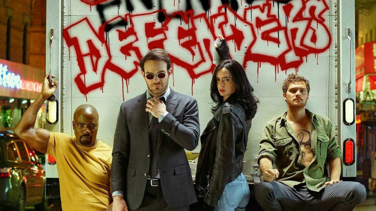 Финальный трейлер сериала The Defenders