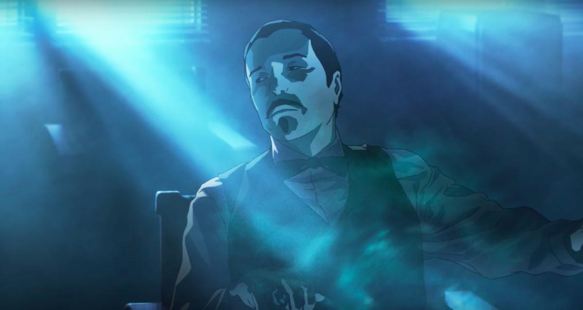Blade Runner 2049: аниме-приквел Black Out 2022