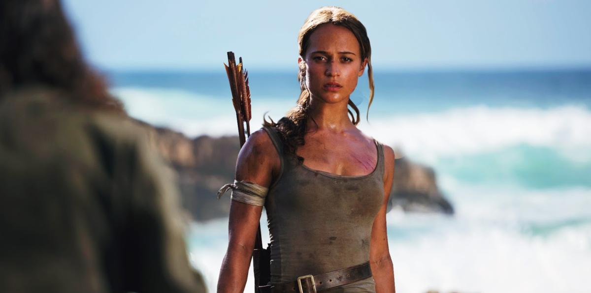 Первый трейлер Tomb Raider: сравниваем с игрой