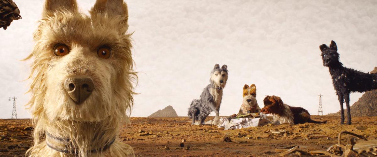 Первый трейлер Isle of Dogs Уэса Андерсона