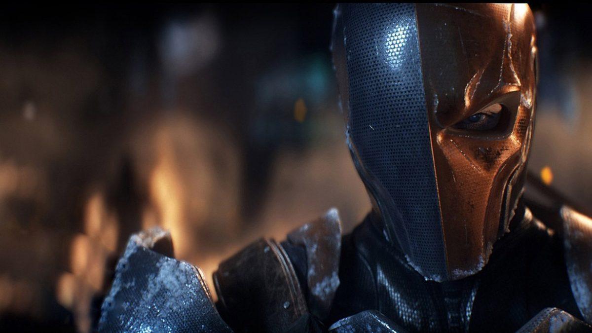 Слух: DC и Warner Bros готовят сольный фильм о Дефстроуке