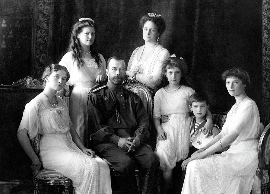 Netflix снимает сериал о падении династии Романовых