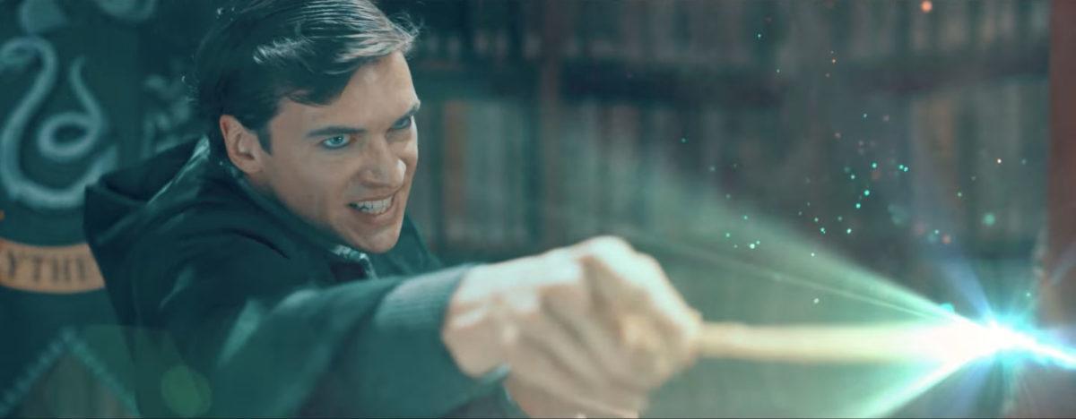 Трейлер фанатского фильма Voldemort: Origins of the Heir