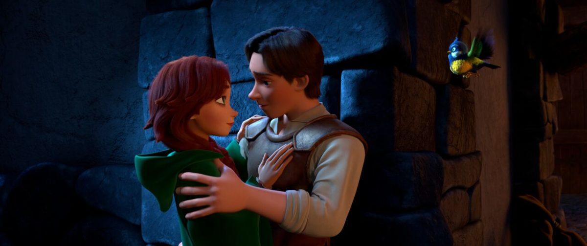 Продающая сказка: рецензия на мультфильм «Украденная принцесса»