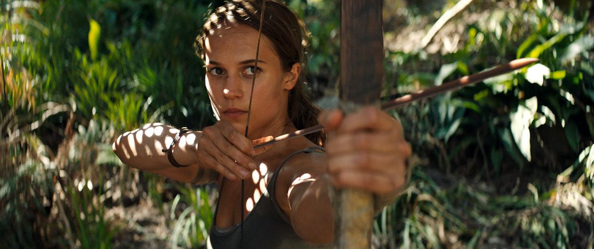 Пиксель во плоти: рецензия на фильм «Tomb Raider: Лара Крофт»