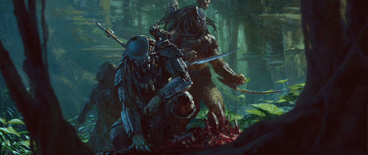 Охотник против охотника - второй трейлер фильма