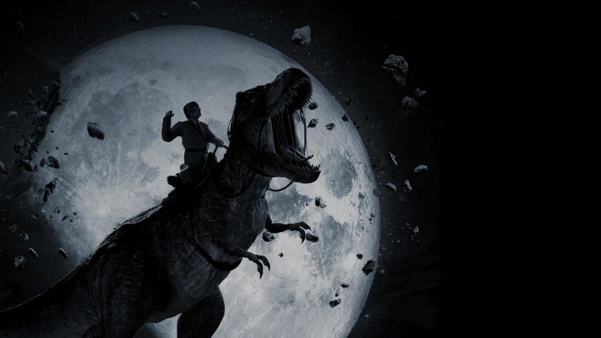 Наконец-то: новый трейлер фильма Iron Sky: The Coming Race