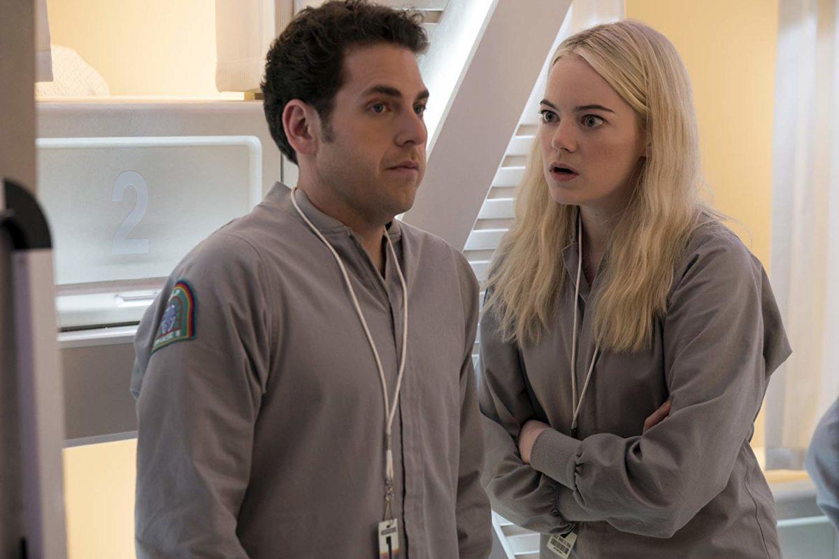 Эмма Стоун и Джона Хилл убегают в мир грез: первый трейлер сериала