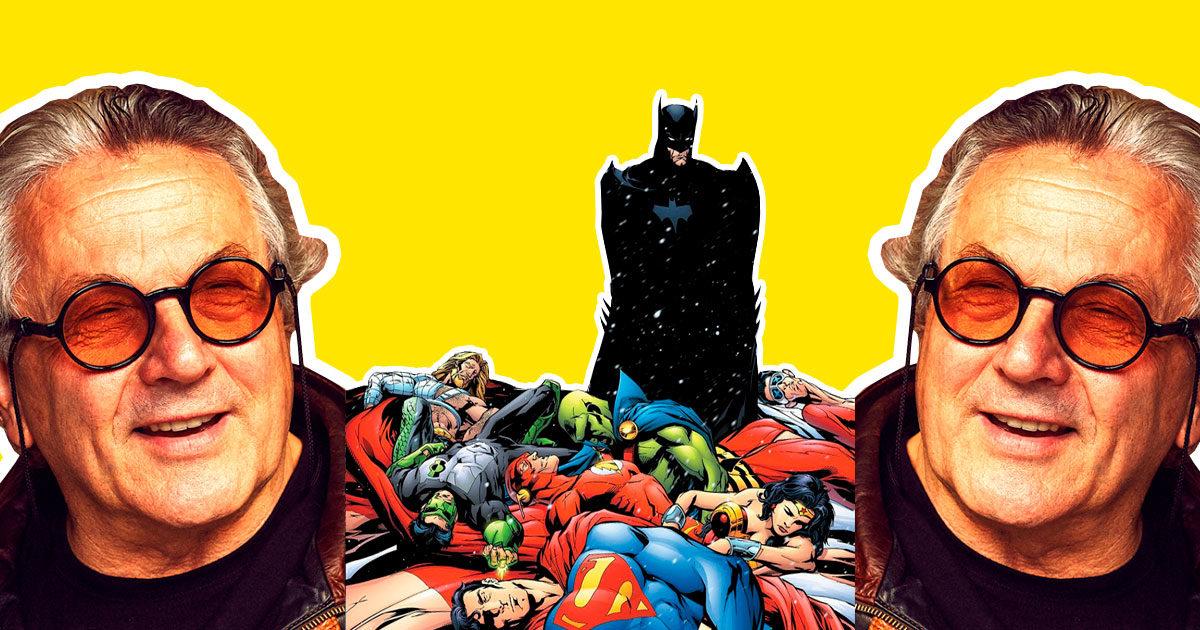 Арми Хаммер в роли Бэтмена-параноика: как Джордж Миллер видел свою