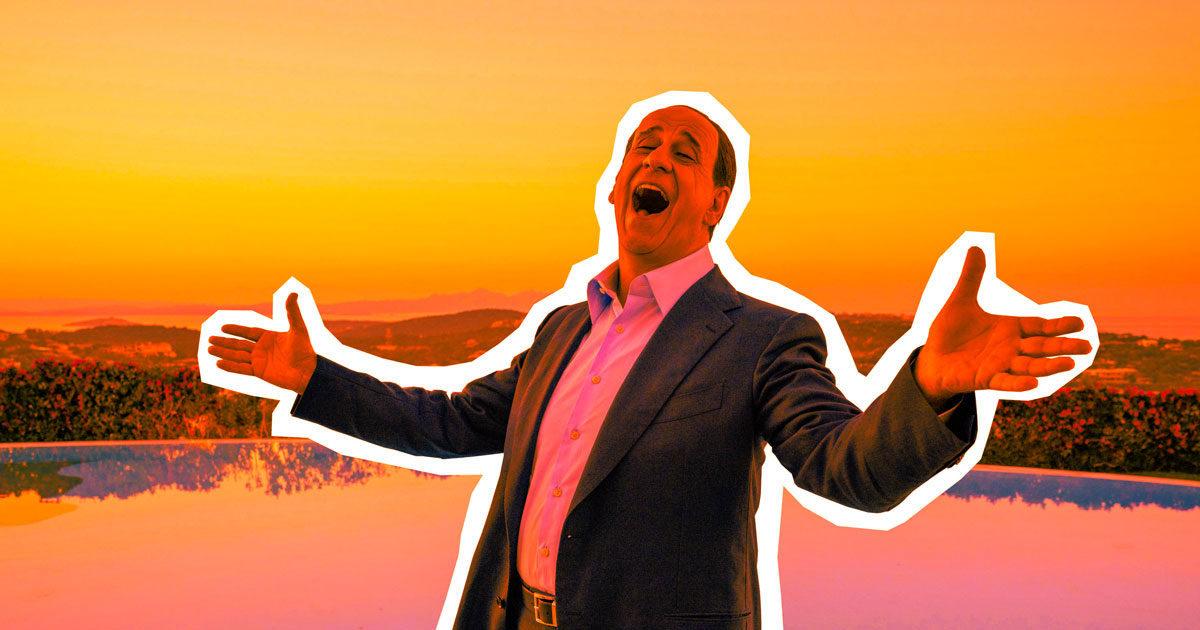 Приторная жизнь: рецензия на «Лоро» Паоло Соррентино
