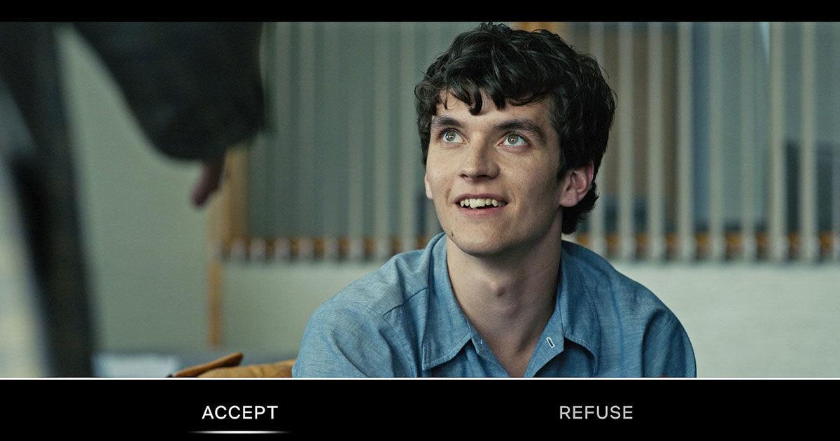 Netflix хранит у себя все решения зрителей Black Mirror: Bandersnatch