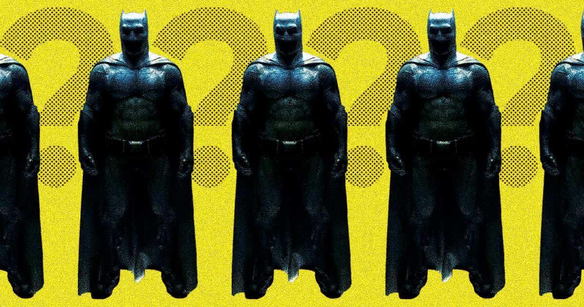 Лучшие актеры на роль Бэтмена по версии Flashforward Magazine