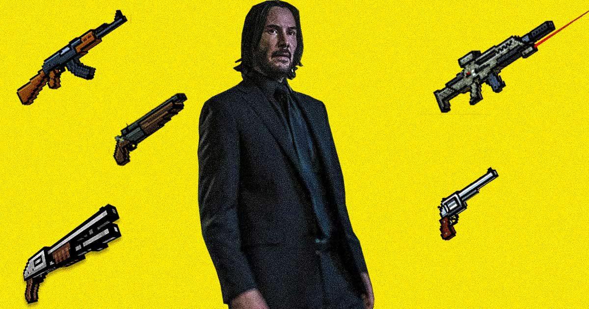 Насилие как искусство: рецензия на фильм «Джон Уик 3»