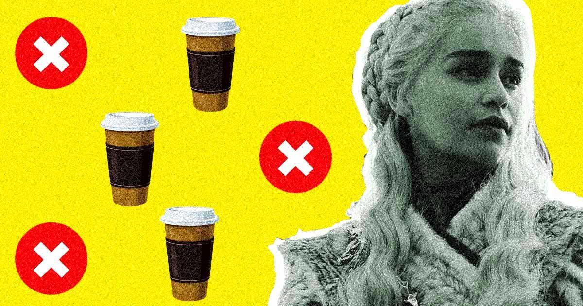 Не только стакан кофе: самые известные ляпы
