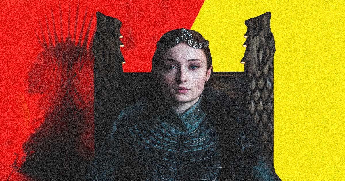 """Разбираем 6 серию 8 сезона """"Игры престолов"""""""