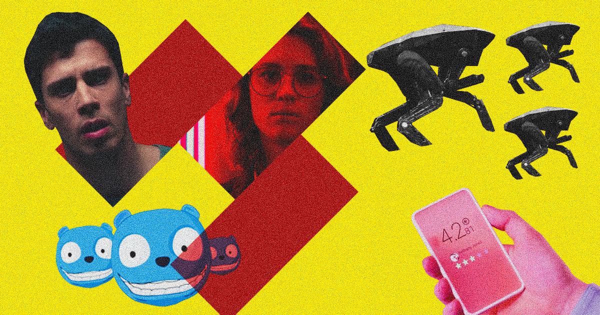 Черное зеркало: пасхалки, бренды и вселенная сериала-антиутопии