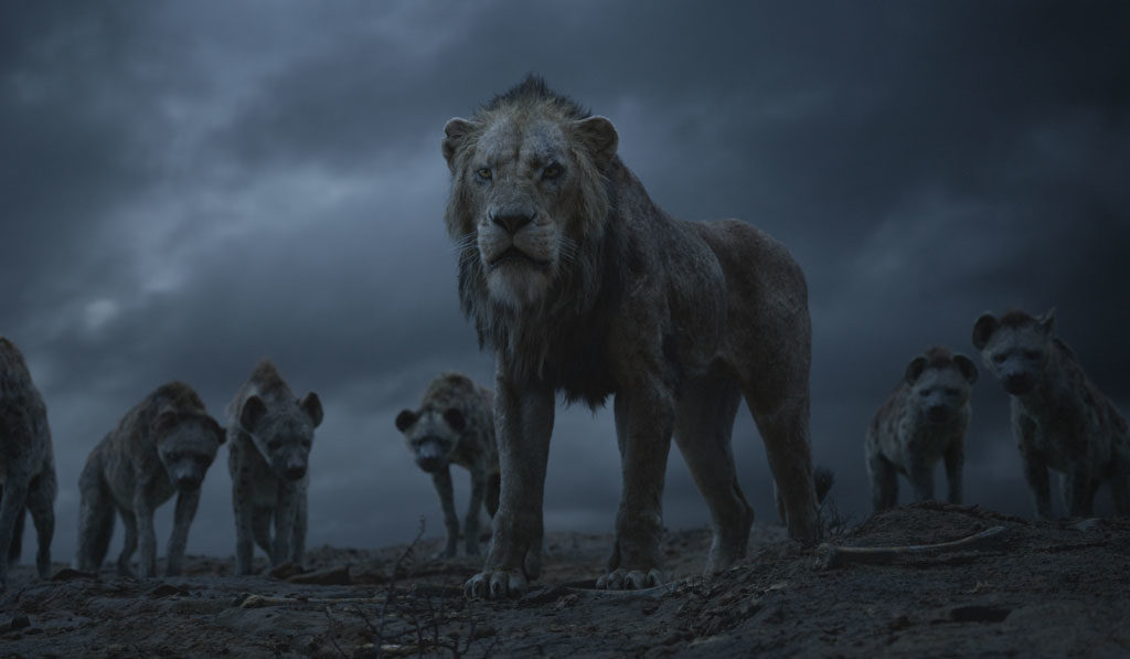 Король Лев - Шрам