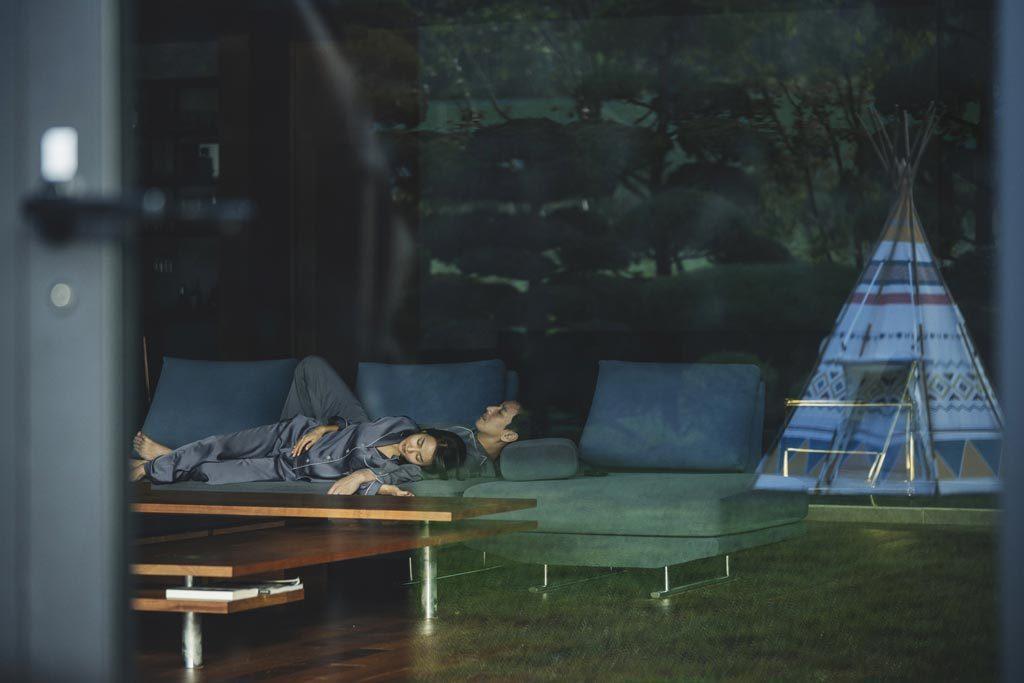 Паразиты - кадр фильма