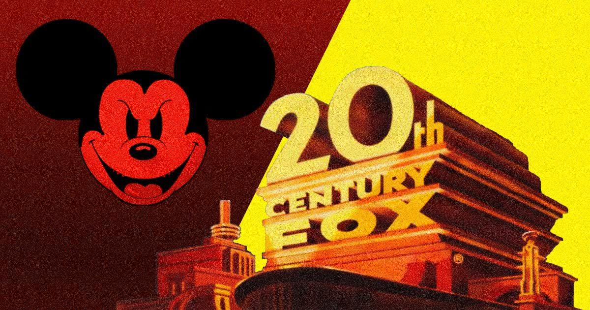20 Century Fox Disney