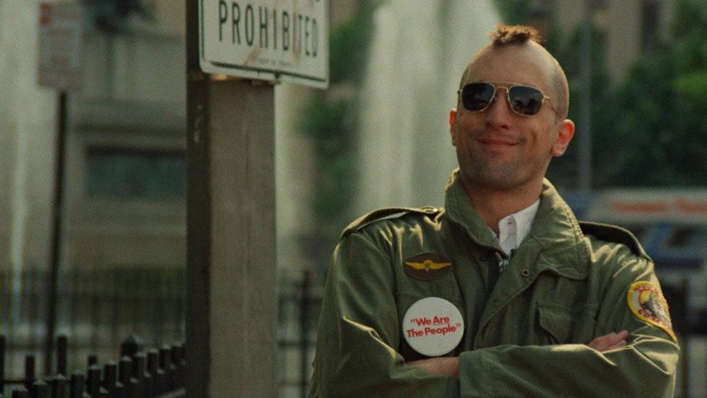 Таксист фильм