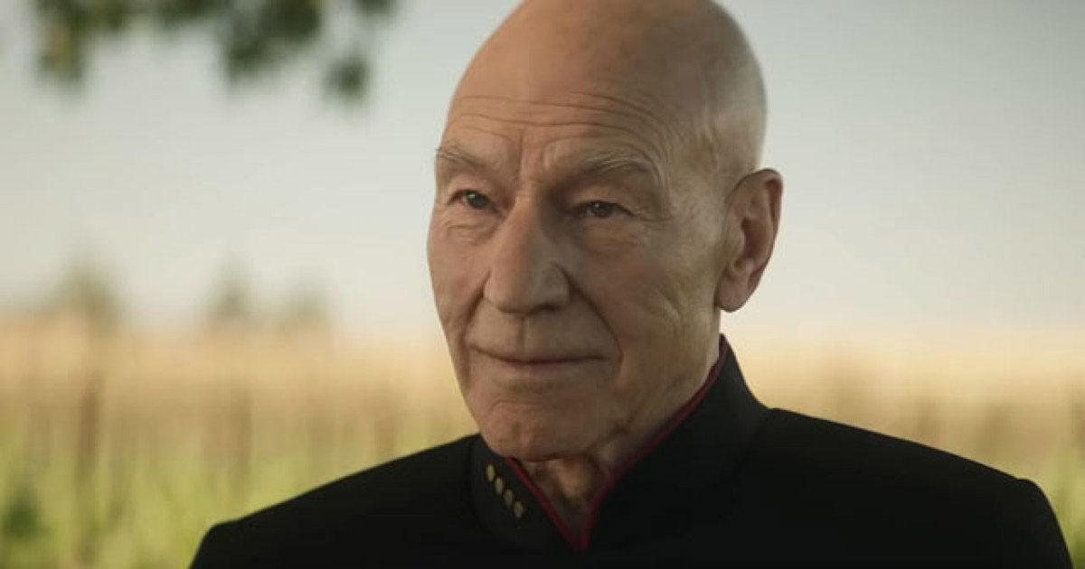 Трейлер: Star Trek: Picard с Патриком Стюартом