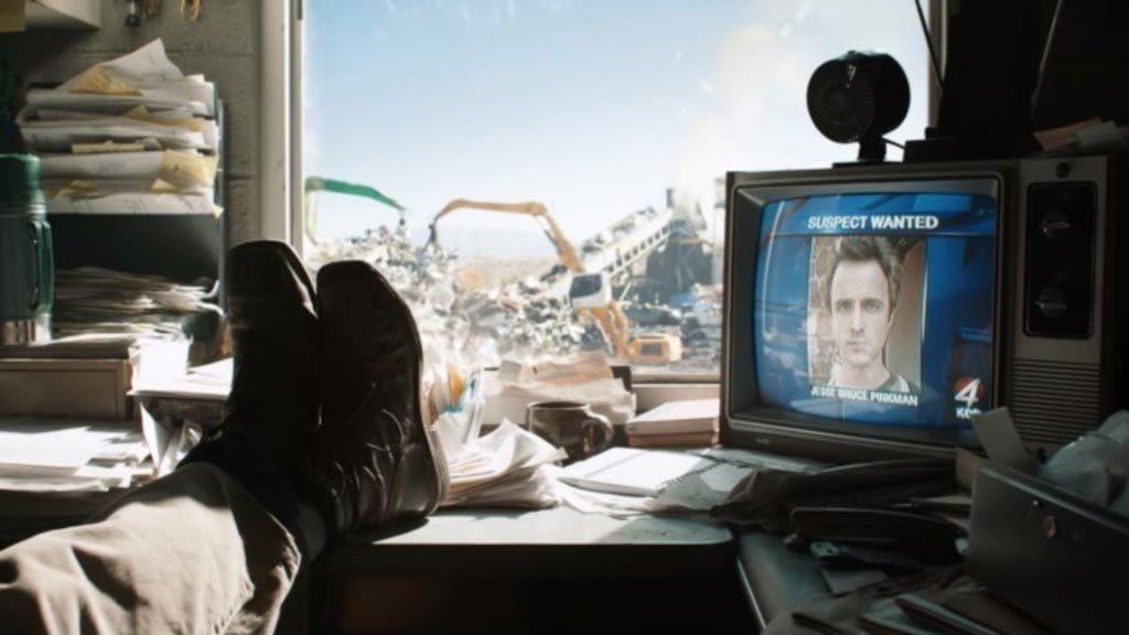 El Camino кадр фильма
