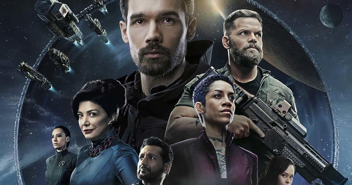 Тизер: 4-й сезон sci-fi сериала «Пространство»