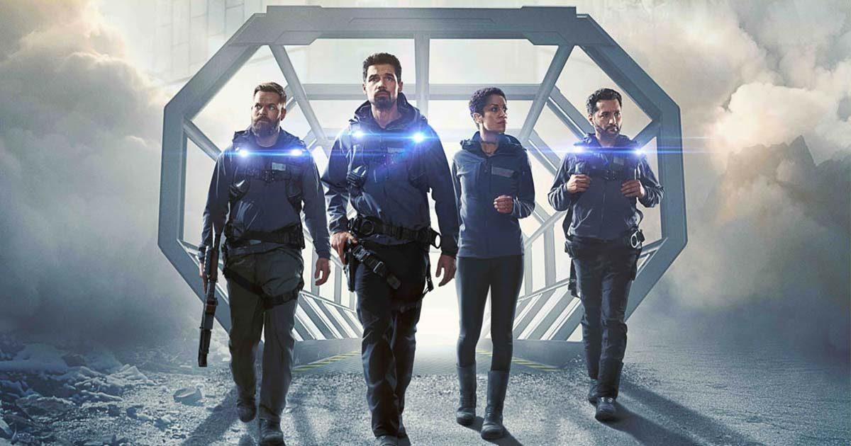 Трейлер: 4-й сезон sci-fi сериала «Пространство»