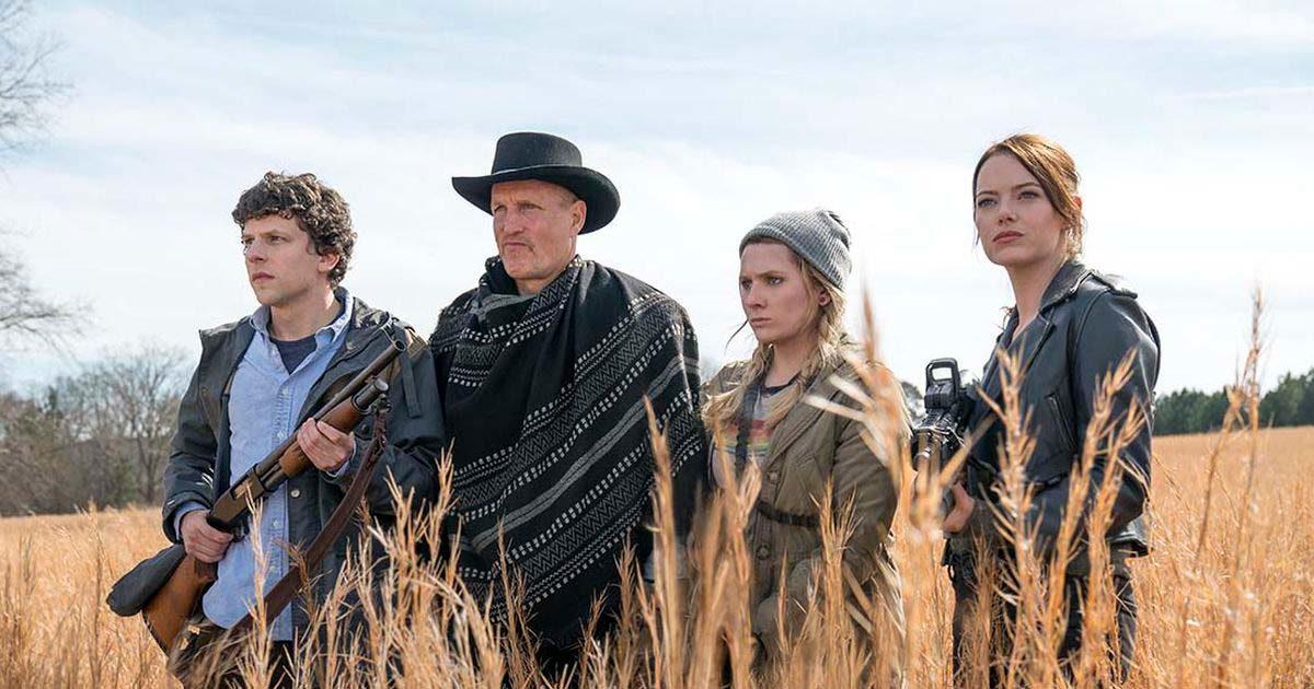 Вернули свой 2009-й: рецензия на фильм «Zомбилэнд: Контрольный выстрел»