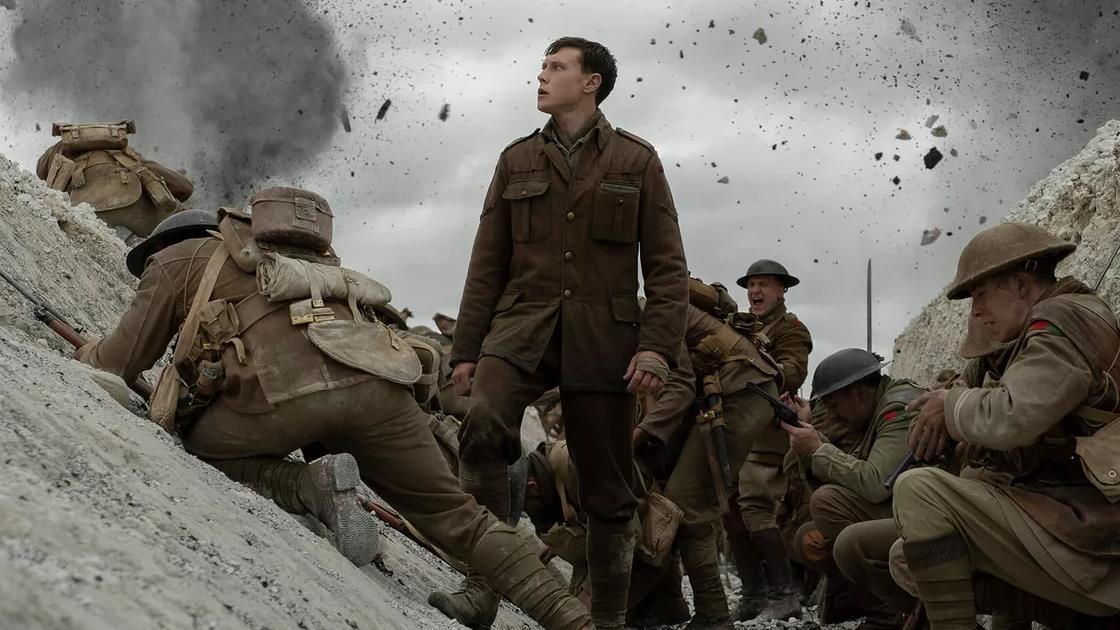 Новый трейлер фильма «1917» о Первой мировой