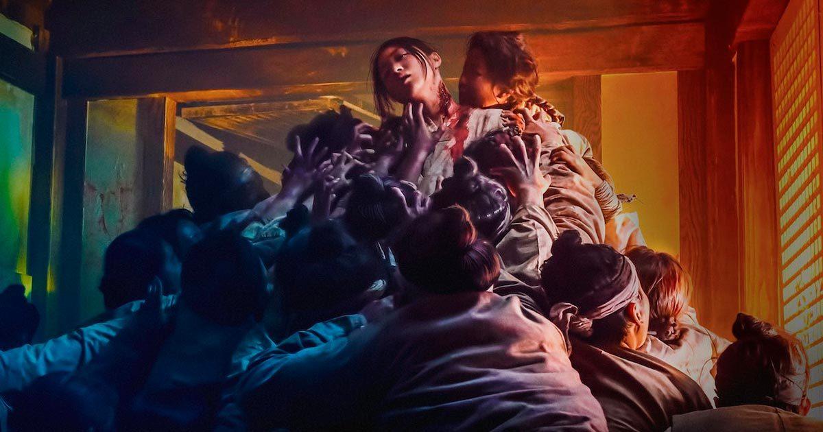 Первые тизеры 2 сезона корейского зомби-cериала «Королевство» от Netflix