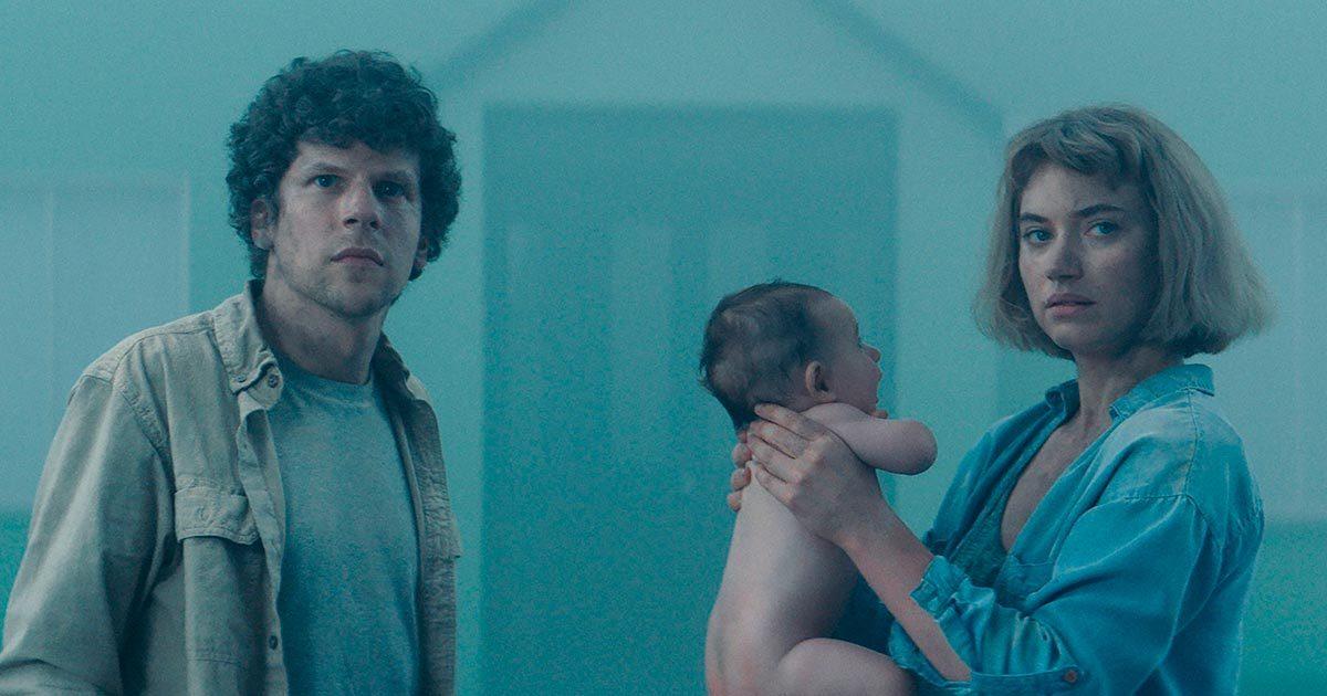 Трейлер: сюрреалистический триллер «Вивариум» с Джесси Айзенбергом
