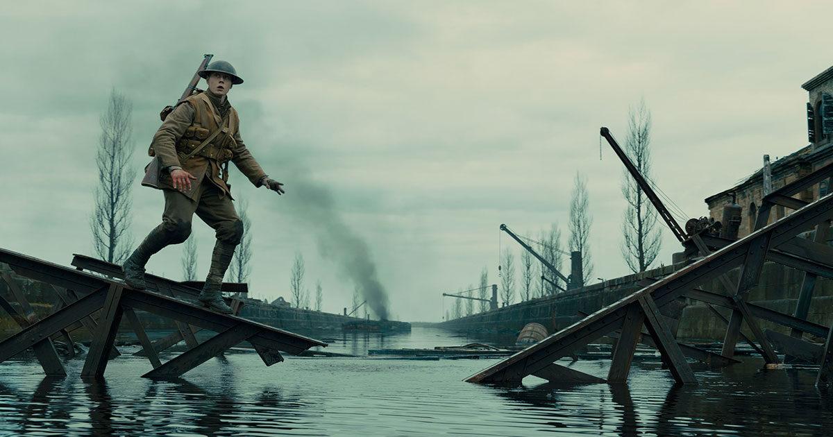 Апофеоз войны: рецензия на фильм «1917» Сэма Мендеса