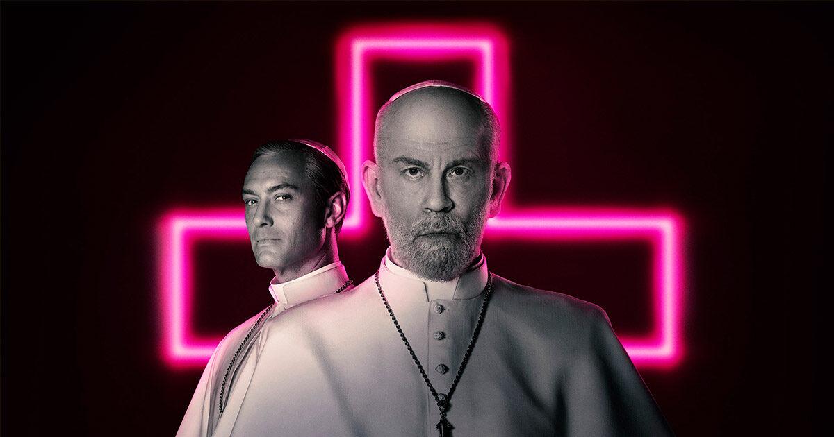 Пустая тиара: рецензия на сериал «Новый Папа»