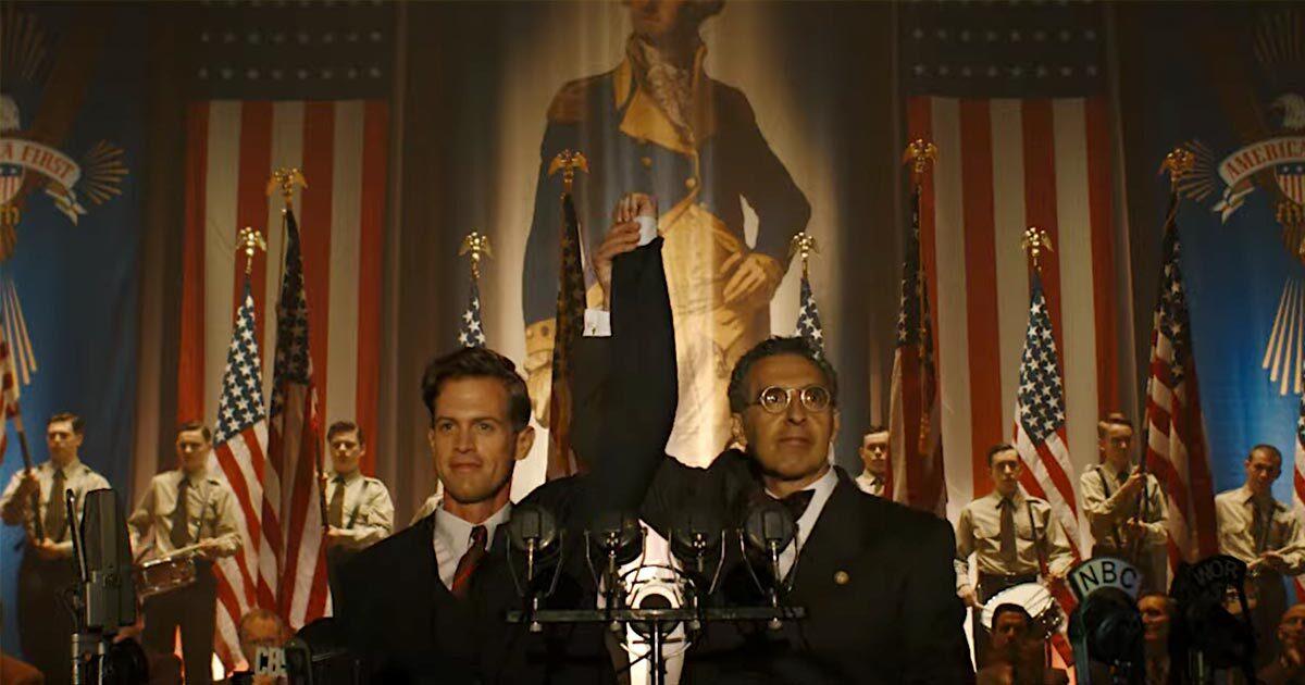 Трейлер: сериал «Заговор против Америки» от создателя «Прослушки» и «Поколения убийц»