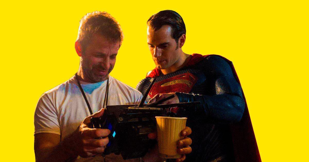 Такую вселенную потеряли: что Зак Снайдер рассказал о «Бэтмене против Супермена»
