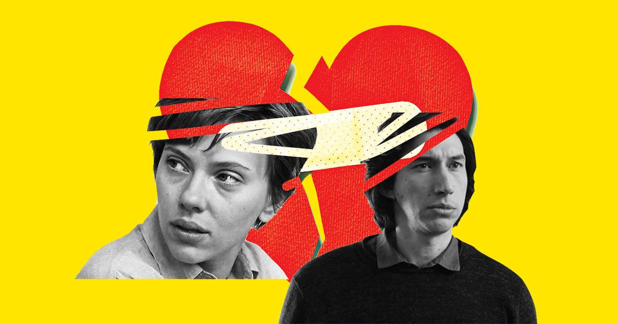 Сцены из супружеской жизни: рецензия на фильм «Брачная история»