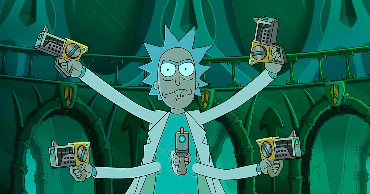 Трейлер: вторая половина 4 сезона «Рика и Морти»