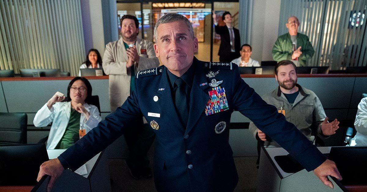 Новый трейлер сериала «Космические войска» от создателей «Офиса»