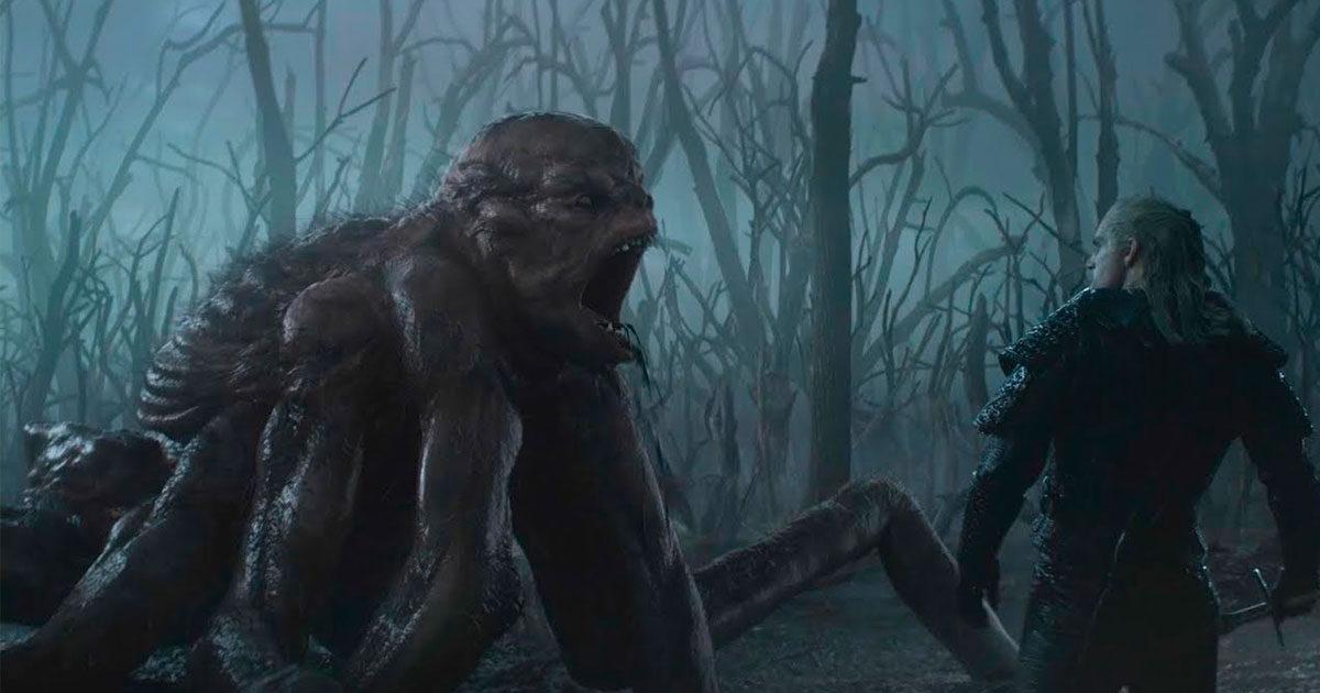 Netflix выпустил бестиарий по первому сезону «Ведьмака»