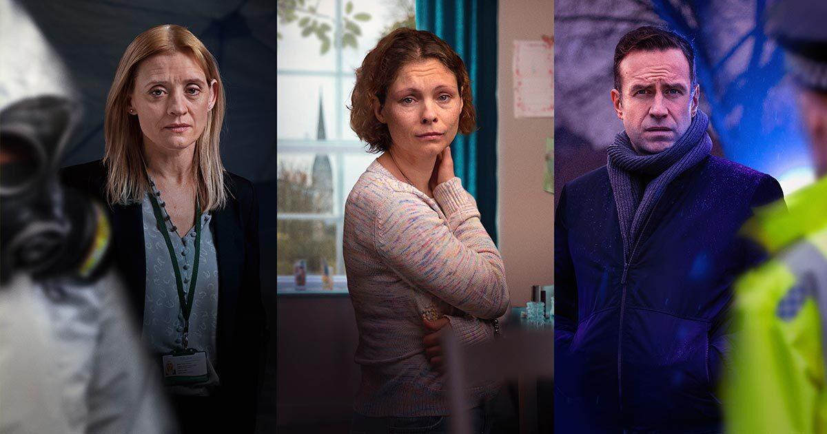 Трейлер: мини-сериал «Отравление в Солсбери» от BBC