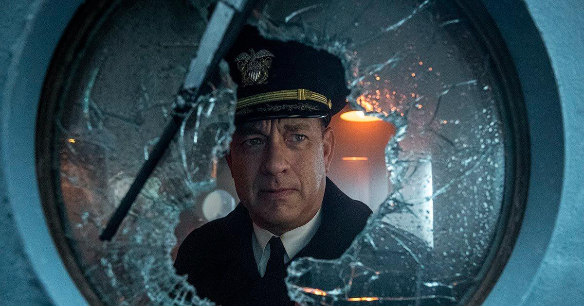 «Мимо, ранил, потопил»: рецензия на фильм «Грейхаунд» с Томом Хэнксом