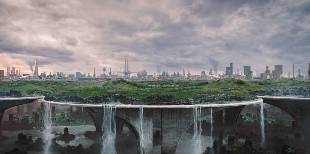 Дивный новый мир Новый Лондон