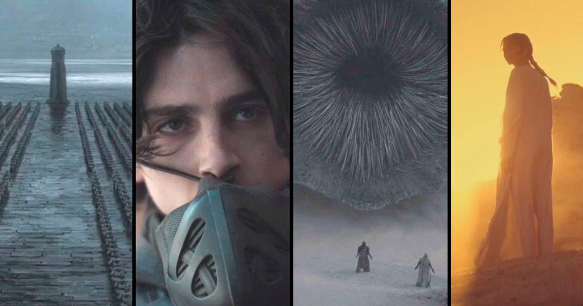 Мир «Дюны»: что показали в трейлере фильма Дени Вильнева?